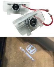 LED Projection Logo Ghost Shadow Light Car Door Welcome For Honda ODYSSEY