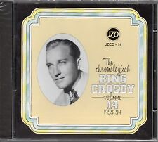 The Chronological Bing Crosby Volume 14 1933-34 CD
