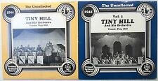 TINY HILL LOT OF 2 JAZZ LPs #1449
