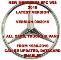 Latest 2019 Mercedes/SMART WIS ASRA & EPC Dealer Workshop Service Repair  Manual
