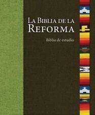 La Biblia de La Reforma-OS (Hardback or Cased Book)