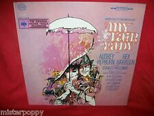 MY FAIR LADY OST LP 1964 ITALY MINT- STEREO First Pressing
