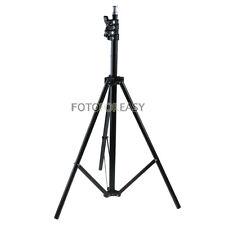 "Flexible Light stand for Photo Studio Flash Lighting Softbox 1.95M/6'4"""