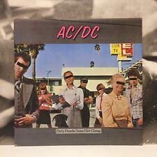 AC/DC - DIRTY DEEDS DONE DIRT CHEAP LP VG/VG+/EX- 70's/80's RE-PRESS ATL 50 323