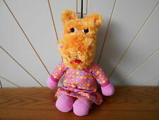 SWEETPEA SUE character beanie soft toy JIM HENSON'S PAJANIMALS plush/comforter
