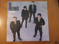 THE PRETENDERS LEARNING TO CRAWL LP ON SIRE  RECORDS