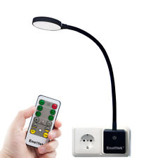 Lampe Veilleuse de Nuit Chevet LED Dimmable sur Prise Courant avec Telecommande
