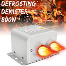 12V 800W Car Vehicle Heater Fan Demister Defroster Heating Warmer Windscreen