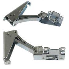 2 x Hygena Diplomat MFI Fridge Freezer Integrated Ingol Door Hinges Bracket Pair
