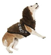NEW Star Wars Pet Fans Collection Chewie Hoodie Dog  Halloween Costume XS L XL