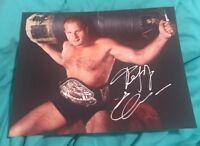 FEDOR EMELIANENKO SIGNED 8X10 PHOTO UFC MMA STRIKEFORCE C W/COA+PROOF RARE WOW