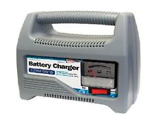 AUTOMATIC PORTABLE 6 AMP 12V BATTERY CHARGER 12 volt 6A CHARGING car van boat