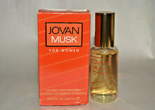 NIB JOVAN Musk cologne Concentrate spray for Women .875 oz