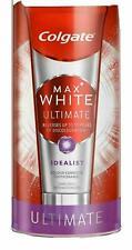 SHORT EXPIRY Colgate Max White Ultimate Idealist   Whitening Toothpaste 75ml