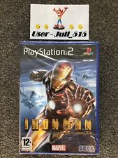 Playstation 2 Game: Iron Man (Superb Factory Sealed Condition) UK PAL PS2