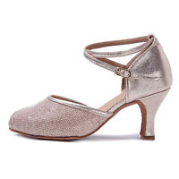 Brand New Ballroom heeled Latin Dance Shoes for Women/Ladies/Girls/Tango&SalsaWX