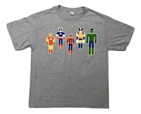 Youth Marvel Avengers Shirt New XS, S, M, XL