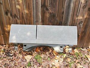INFINITI EX35 2008-2009 REAR SEAT TRUNK CARGO CARPET DIVIDER COVER PANEL OEM