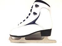 Roces RFG 1 weiss blau  Eiskunstlauf Freizeit Gr. 38 Damen Schlittschuh Iceskate