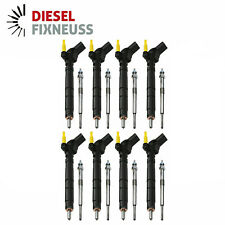 Gmc Sierra Chevrolet Silverado Duramax Lml 66l 8 Diesel Fuel Injectors 11 16