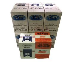 Case of 14 Oil Filter TVI Pro Gauge Premium Guard PG4466 Replaces FRAM PH4681