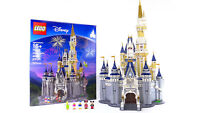 Lego Disney Castle # 71040 Sealed Brand New with 18 Disney Minifigures  Series 1
