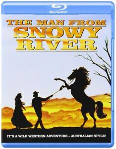 The Man From Snowy River (Blu-ray Disc, 2012) NEW
