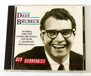 CD Dave Brubeck The Collection OR0064 L028