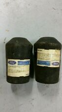 NOS GENUINE FORD FRONT SUSPENSION BUMPS STOPS MK2 CORTINA
