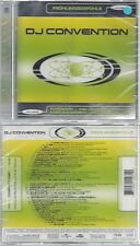 CD--NM-SEALED-VARIOUS -2000- - DOPPEL-CD -- DJ CONVENTION-FRÜHLINGS...
