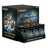 Magic: The Gathering - Creature Forge Overwhelming Swarm (24 Count)