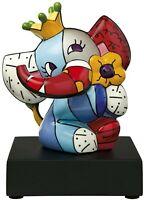 TRULY YOURS Goebel Figur Bär bear PopArt 66451461 Romero Britto Herz Heart Teddy