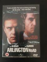 Arlington Road [DVD] [1999] Jeff Bridges Cert 15 Big Value From A Small Business
