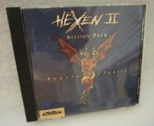 Hexen II 2 Mission Pack Portal of Praevus (PC Games)