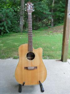 Takamine EG-330-SC Acoustic Electric 6 String Guitar