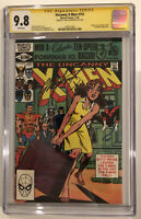 Uncanny X-Men #151 CGC 9.8 SS Chris Claremont 1981 Emma Frost