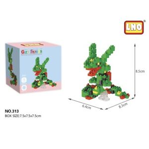 Nintendo Pokemon Rayquaza 202pcs Nano Blocks