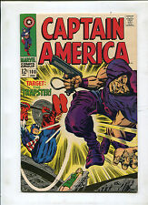 CAPTAIN AMERICA #108 (9.2) TARGET: THE TRAPSTER!