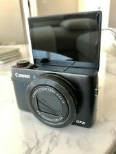 Canon PowerShot G7 X Mark I Camera Excellent Condition