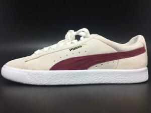 Puma Suede 90681 28Cm Burgundy Men 10US