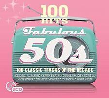 100 Hits: Fabulous 50s - Various Artists (Box Set) [CD]