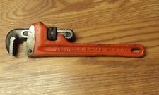 """Estate Find ~ ARMSTRONG Heavy Duty PIPE WRENCH ~ 73-008 ~ 8"""""""