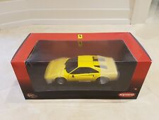 1/18 Kyosho Hot Wheels Ferrari 308 GTB Yellow - NEW IN BOX