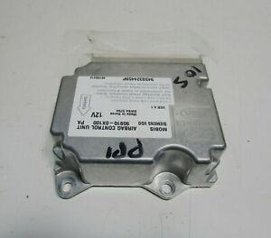 Hyundai i10 (PA) SRS Modul Airbagsteuerteil 95910-0X100