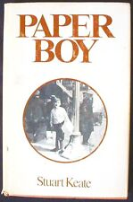 Paper Boy: Memoirs of Stuart Keate SIGNED 1st ed. HB/DJ Canadian Newspaperman