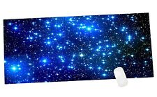 Galaxy Extra Large XXL Gaming Mousepad Non-Slip MousePad for Computer Desk