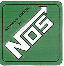 NOS Official Racing Decal   D217