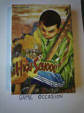 HIGH SCHOOL TOME 1 KIM YOUNG HO - TOKEBI
