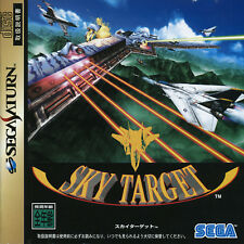 Sky Target (1997) Brand New Factory Sealed Japan Sega Saturn Import
