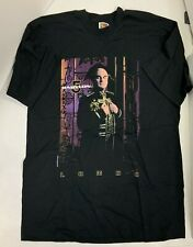 Babylon 5 Londo Molari Logo Short Sleeve Large Black T Shirt 1997 Collectible